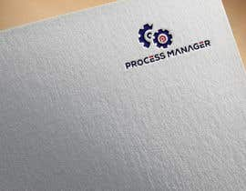 #768 for Design a logo for company Process Manager by raselkhandokar