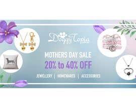 #14 for DoggyTopia Mothers Day Sale Marketing Design by kilibayeva