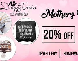 #40 for DoggyTopia Mothers Day Sale Marketing Design by dzz