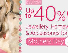 #39 for DoggyTopia Mothers Day Sale Marketing Design by monsterBaz