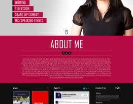 #18 для Design a Website Mockup for Individual від bhawanaraj