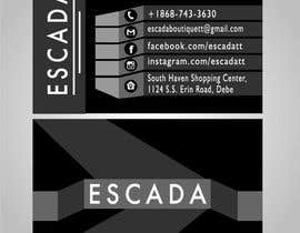 #56 para Design some Business Cards for vista print por Bakersikder