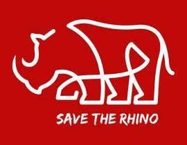 nº 13 pour Edgy ass Rhino par lakshmikanthraja