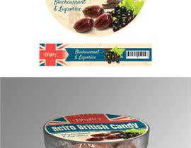 #41 for Create British Retro Candy Packaging Designs by vothaidezigner