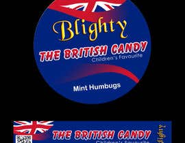 #32 for Create British Retro Candy Packaging Designs by sujithnlrmail