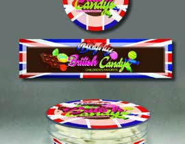 #33 for Create British Retro Candy Packaging Designs by luisanacastro110