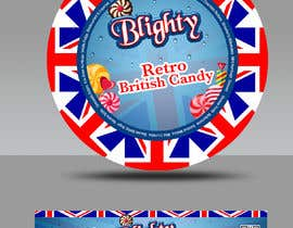 #31 for Create British Retro Candy Packaging Designs by aatir2