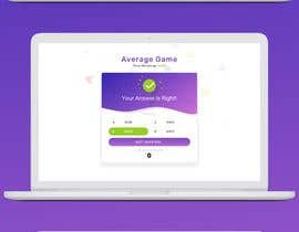 #40 for UI/UX Website Graphic Design for Quiz Game - Please Create Mockup by willyarisky