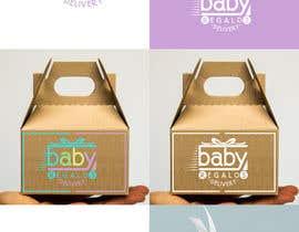 """#181 para Diseñar logotipo para """"delivery de regalos de recién nacido"""" de rusbelyscastillo"""