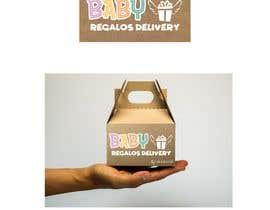 """#121 para Diseñar logotipo para """"delivery de regalos de recién nacido"""" de josepave72"""