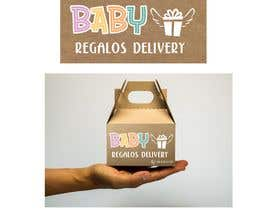 """#137 para Diseñar logotipo para """"delivery de regalos de recién nacido"""" de josepave72"""
