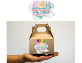 """#198 para Diseñar logotipo para """"delivery de regalos de recién nacido"""" de josepave72"""