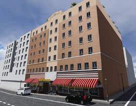 Nro 8 kilpailuun Exterior Renderings for Historic Texas Property käyttäjältä pikipiko88