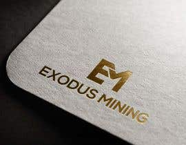 #406 pentru Exodus Mining Logo Design de către logoexpertbd