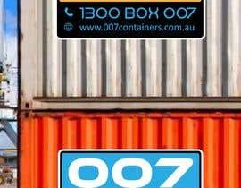 #37 for Design a sticker af ConceptGRAPHIC