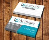 Graphic Design Entri Peraduan #31 for Design some Business Cards for Activate Occupational Therapy