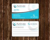 Graphic Design Entri Peraduan #46 for Design some Business Cards for Activate Occupational Therapy