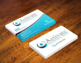 #67 untuk Design some Business Cards for Activate Occupational Therapy oleh smshahinhossen