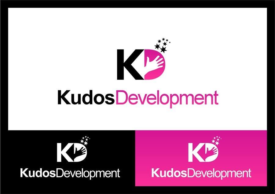 #157 for Logo Design for Kudos Development by jummachangezi