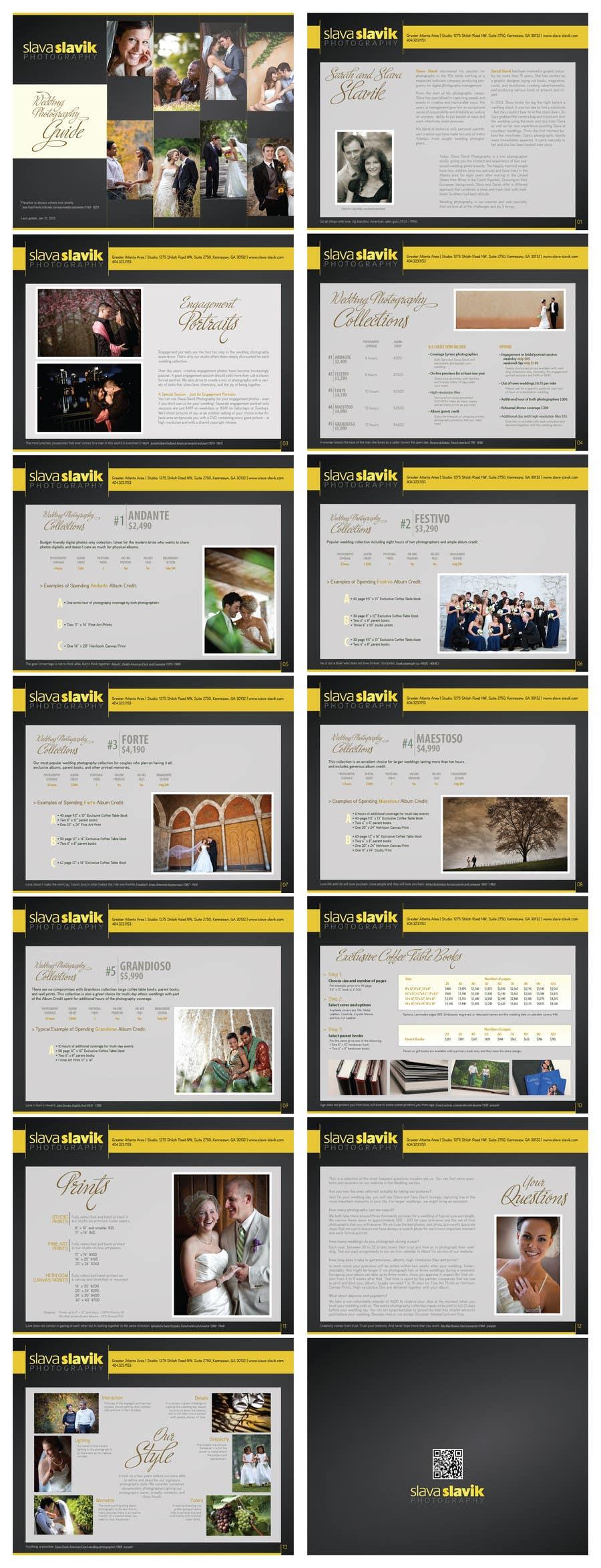 Konkurrenceindlæg #20 for Stationery Design for a Photography Studio