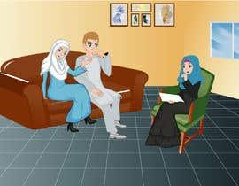 #2 untuk cartoon illustration oleh qshahnawaz