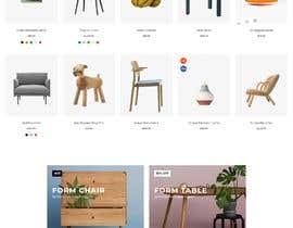 Nro 2 kilpailuun website development or E-commerce website käyttäjältä Tumarms