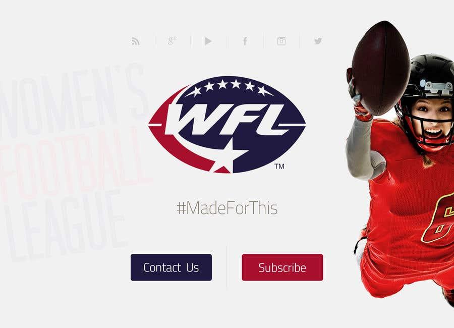 Kilpailutyö #32 kilpailussa American Football Webpage