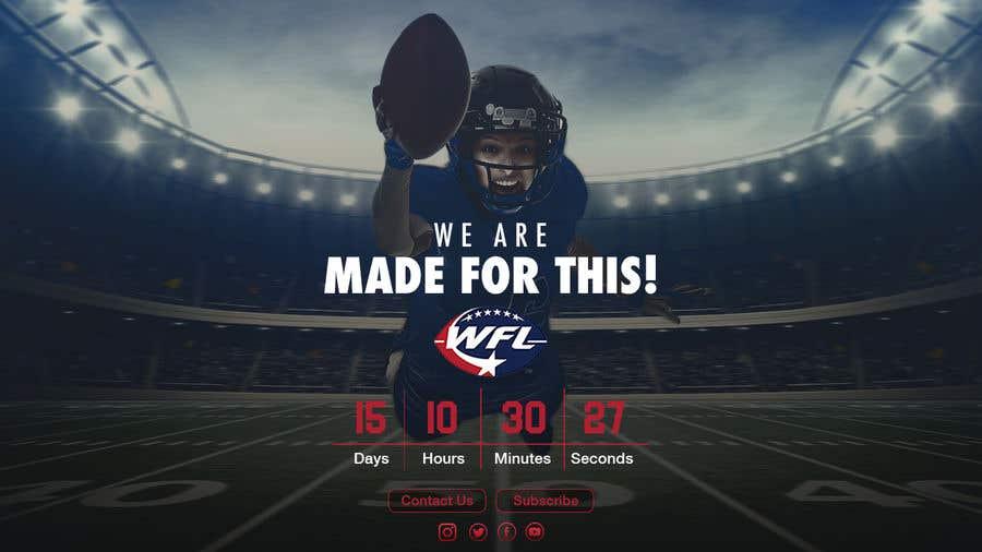 Kilpailutyö #35 kilpailussa American Football Webpage