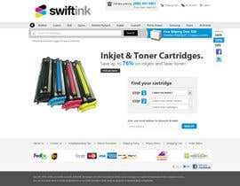 nhany tarafından Website Design for Swift Ink için no 27