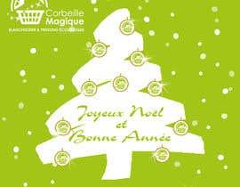 #7 para Design a Christmas greeting card por boemic