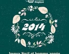 #21 para Design a Christmas greeting card por notaly