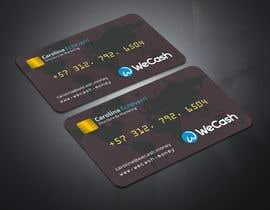 Nro 39 kilpailuun Design a Business Card käyttäjältä shofiursp