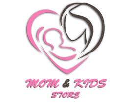nº 42 pour Kids store logo design par NazBeckham7