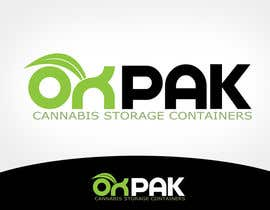 #313 para Logo Design for OXPAK: cannabis storage containers por rogeliobello