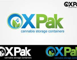 #421 for Logo Design for OXPAK: cannabis storage containers by akshaydesai