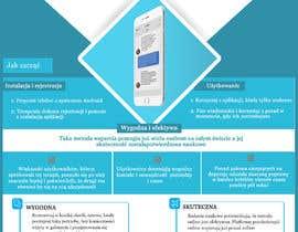 Nro 29 kilpailuun Przekształć materiały reklamowe - ulotki - w rollup käyttäjältä prathushiyan