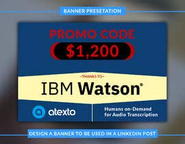 #28 for Design a Banner to be used in a LinkedIn post af ramim16