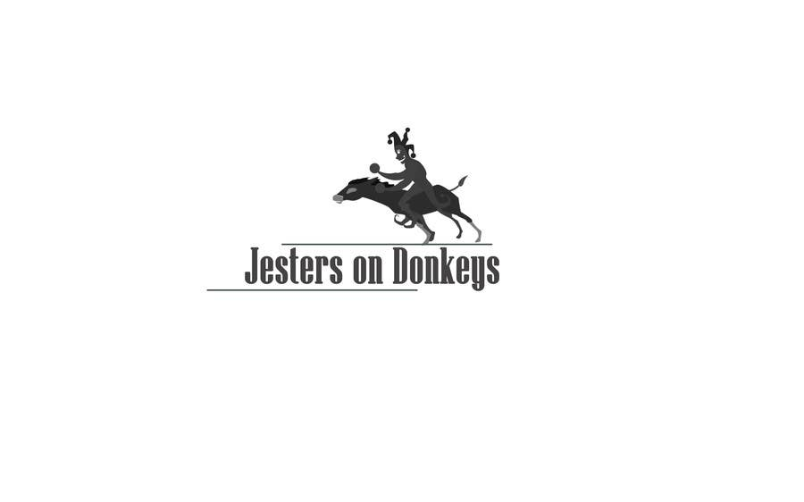 "#16 for This should be fun: ""Jesters on Donkeys"" looking for company logo design by frankvenom25"