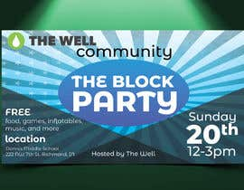 #27 for design promo for a community block party by tanbirhossain191