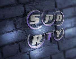 #45 for Sporty- logo af designhunter007