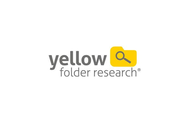 Participación en el concurso Nro.                                        56                                      para                                         Logo Design for Yellow Folder Research