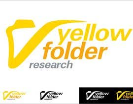 #439 for Logo Design for Yellow Folder Research by zkos