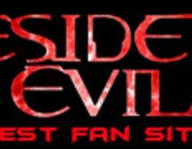 #40 para Design a banner for a Resident Evil fansite por designerdesk26