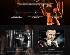 Nro 6 kilpailuun Mockup for redesign of www.Onestrike-us.com käyttäjältä robertoanguloto