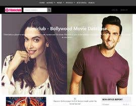 #6 for Re-design existing Indian movie/entertainment website by psubramonian