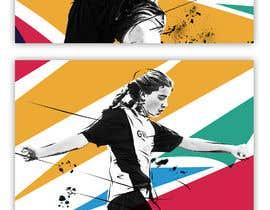 #14 для Design an inspirational wall for a PE Department of a middle school від tmaclabi