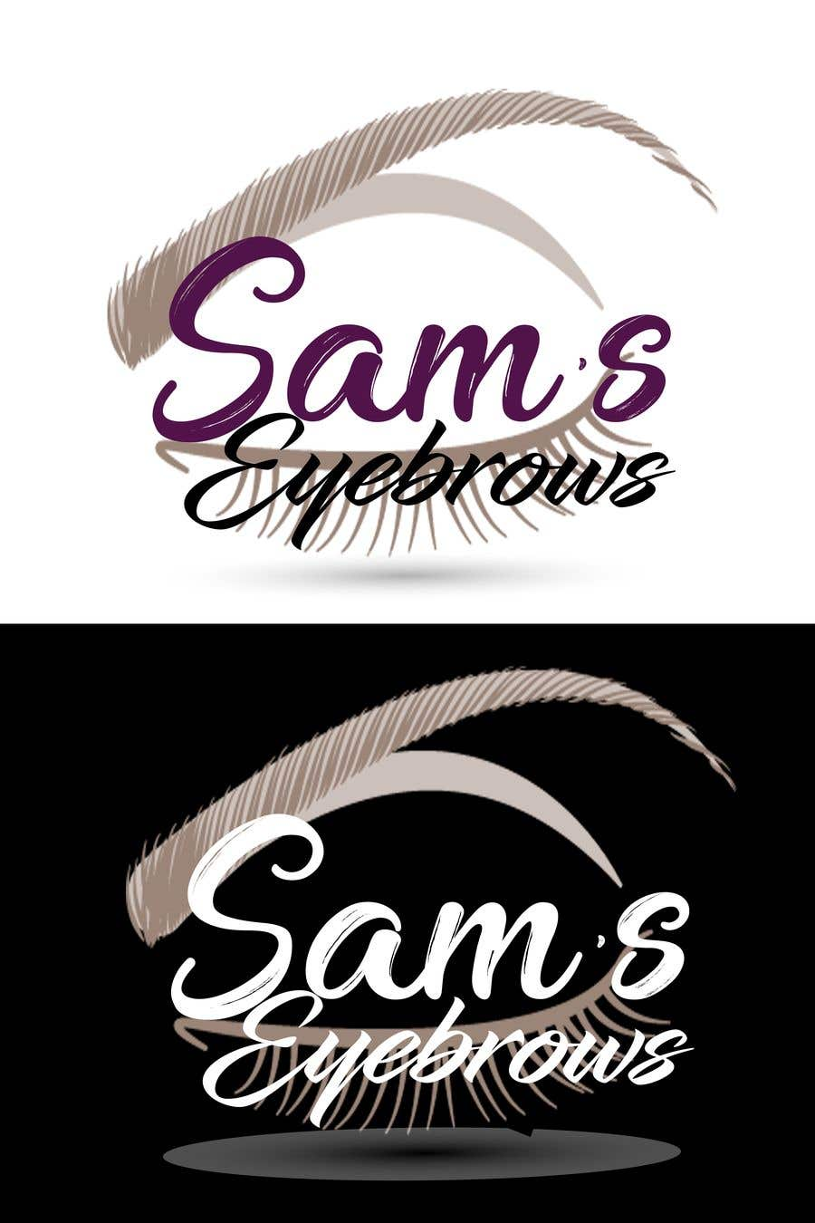 Entry #36 by gerr136 for Sam's Eyebrows and Beauty Bar