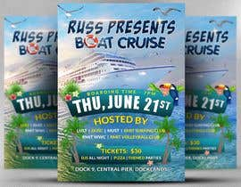 #50 for Design a flyer for a boat party by satishandsurabhi