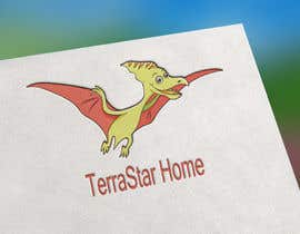 #96 for Company Logo - Cartoon Character (Mascot) - Pterodactyl (Flying Dinosaur) by mohammadjoy