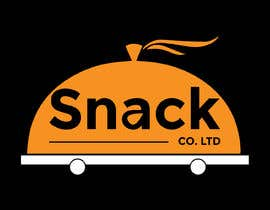 #83 for Design a Restaurant Company Logo - Snack Co. Ltd. by Tasnubapipasha